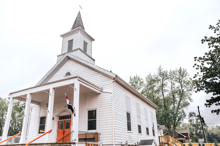 New Buffalo's first brewery finds a home in a former church