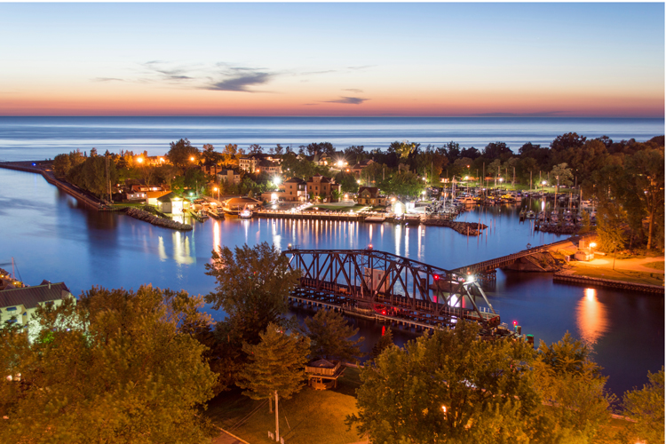 Wonder abounds in St. Joseph: Coastal town a destination for adventure