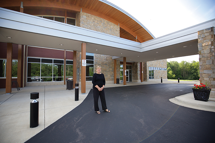 Cass Family Clinic CEO dedicated to Michiana