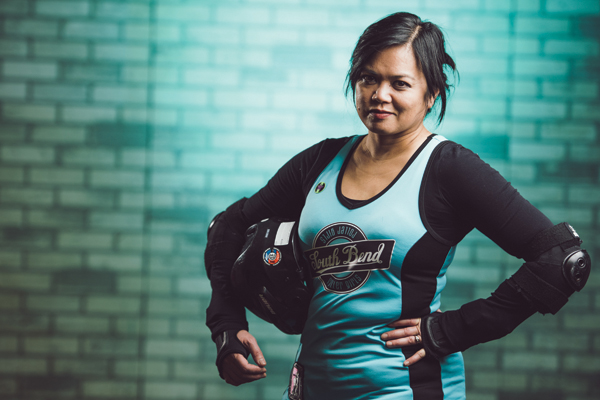 Local roller derby team focuses on empowering women, supporting community