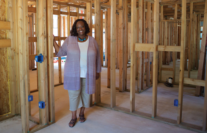 Habitat for Humanity offers a 'hand up' to community