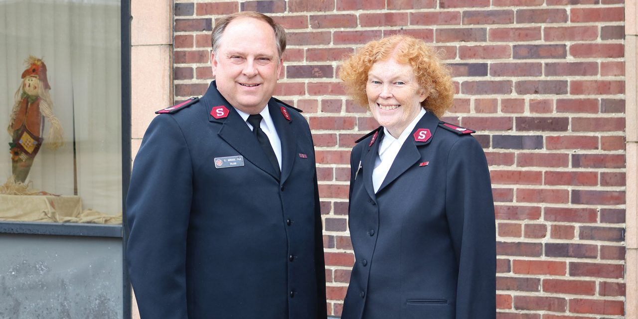 Benton Harbor Salvation Army gearing up for busy season with red kettles, Angel Tree program