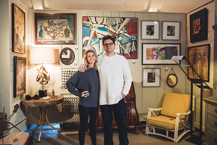 Harbor Country couple balances owning two stores, marriage and family