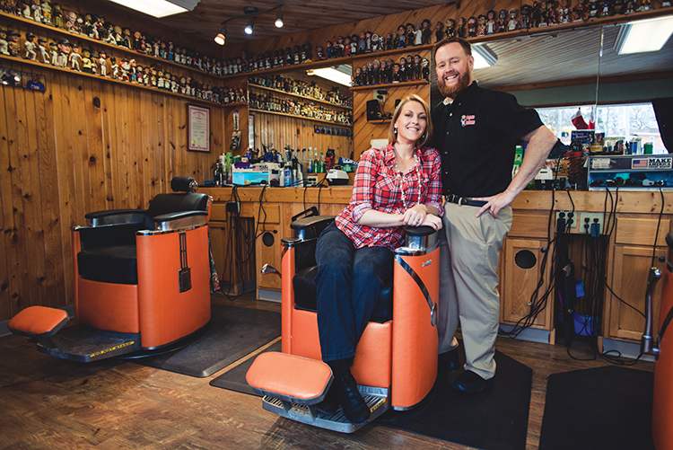 Dowagiac couple bonds over shared commitment to community