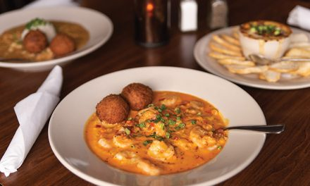 Edwardsburg restaurant offers world-class Cajun fare