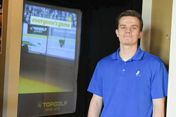 New Blackthorn Topgolf Swing Suite puts  interactive, digital spin on game simulators