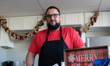 Mishawaka man finishes second on Food Network show