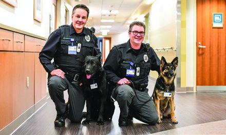 Spectrum Health Lakeland K9s protect patients, physicians