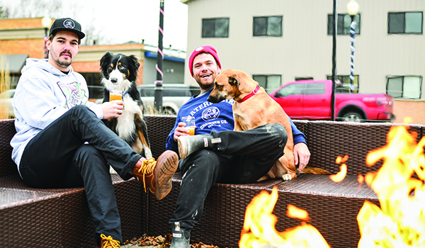 Watermark Brewing Company gives dog, beer lovers a place to call home