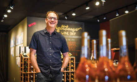 Lighthouse Wine Shop opens in St. Joseph