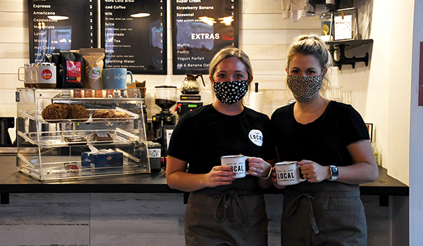 New Baroda diner opens amid challenges of global pandemic