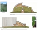West & North Elevations