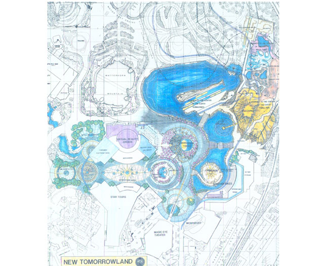 Concept- New Tomorrowland
