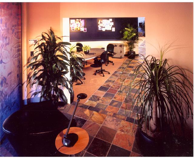 Sony Lobby