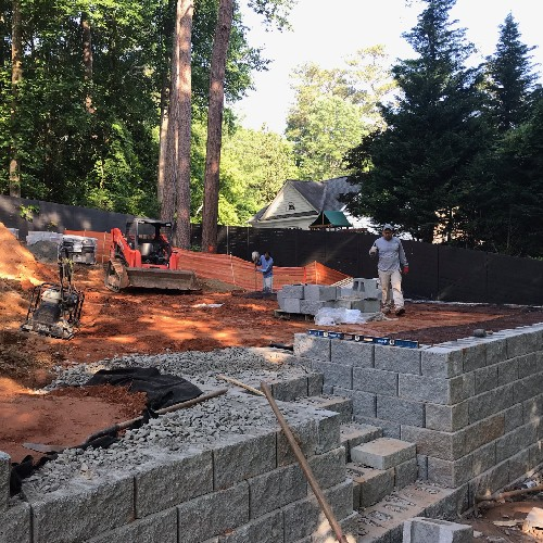 Maxwell Landscape Construction