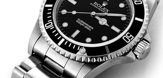 The Rolex Submariner