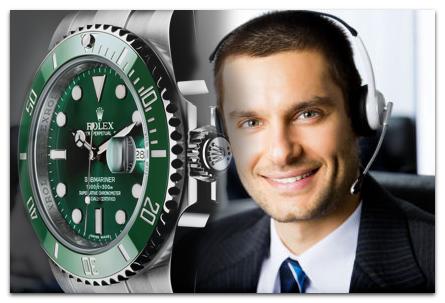 Customer Service Goldman Watches