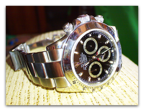 Preowned Rolex Watch