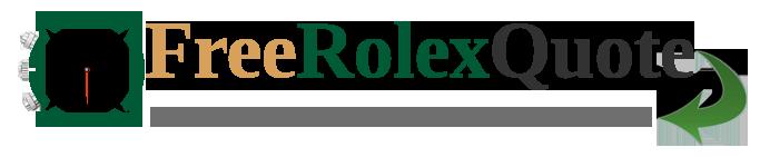 Rolex Watch Quote Logo