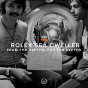 TIMEKEEPING ICON: ROLEX SEA DWELLER