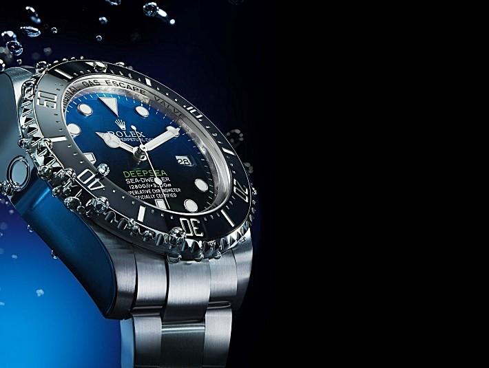 Face Rolex Deepsea