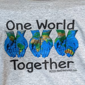 One World Together T-Shirt 01