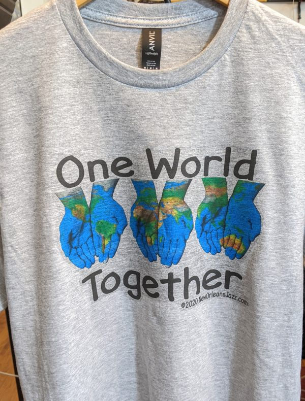 One World Together T-Shirt 02