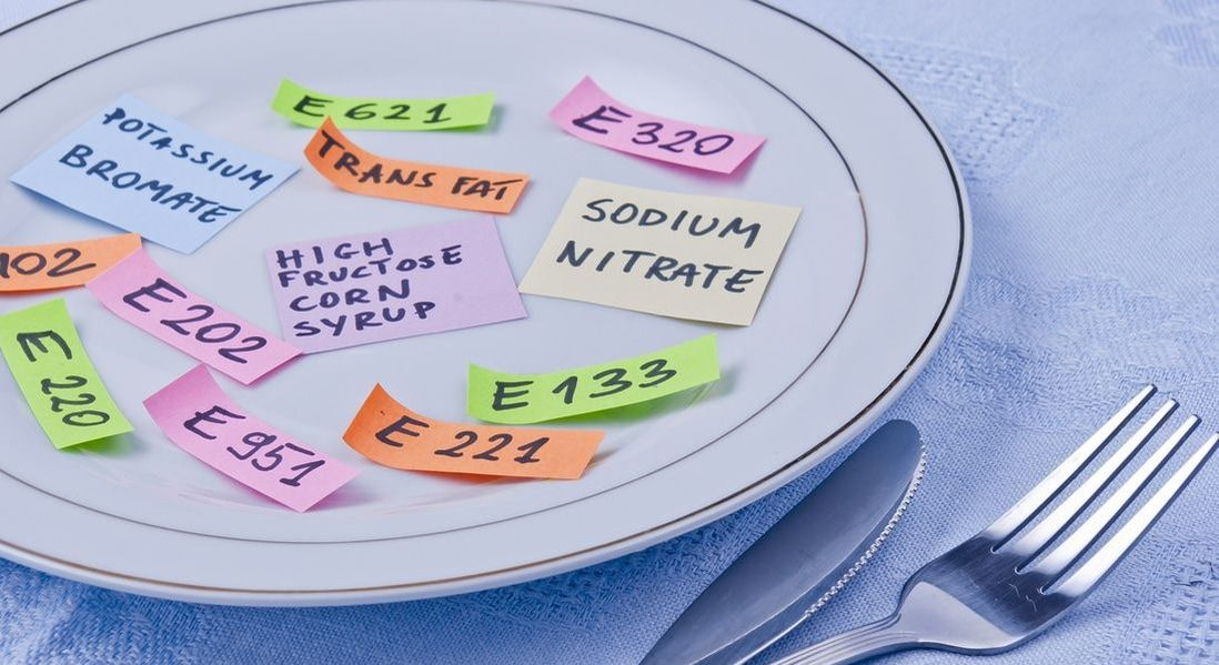 Food Additives and Weight Loss
