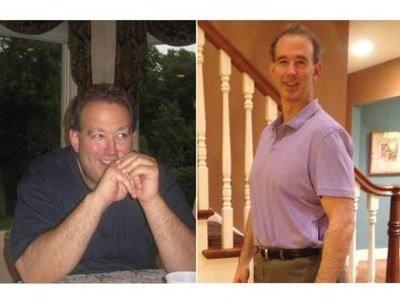 David Lost 103 pounds