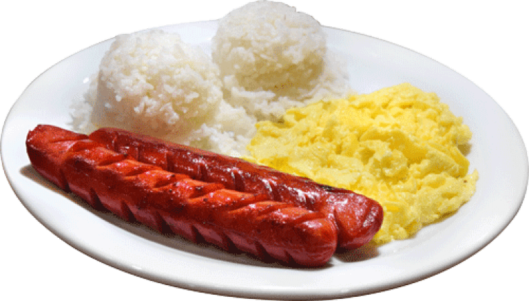 Hot Dogs and Eggs