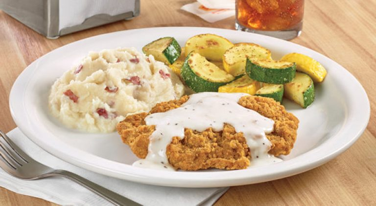 +55 Country Fried Steak