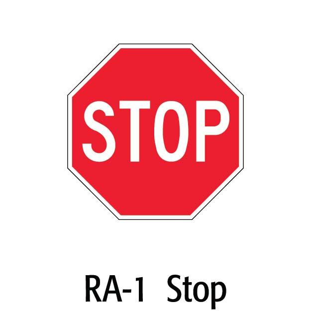 RA-1 Stop