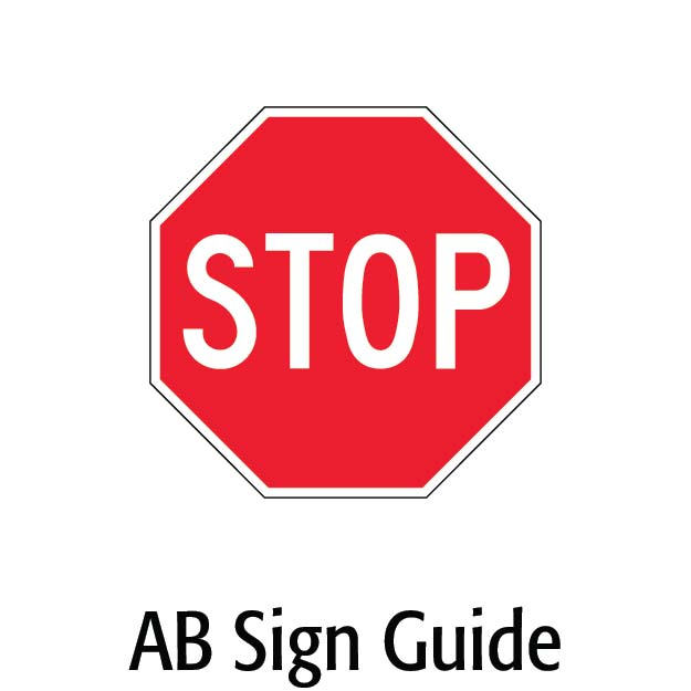 AB Sign Guide