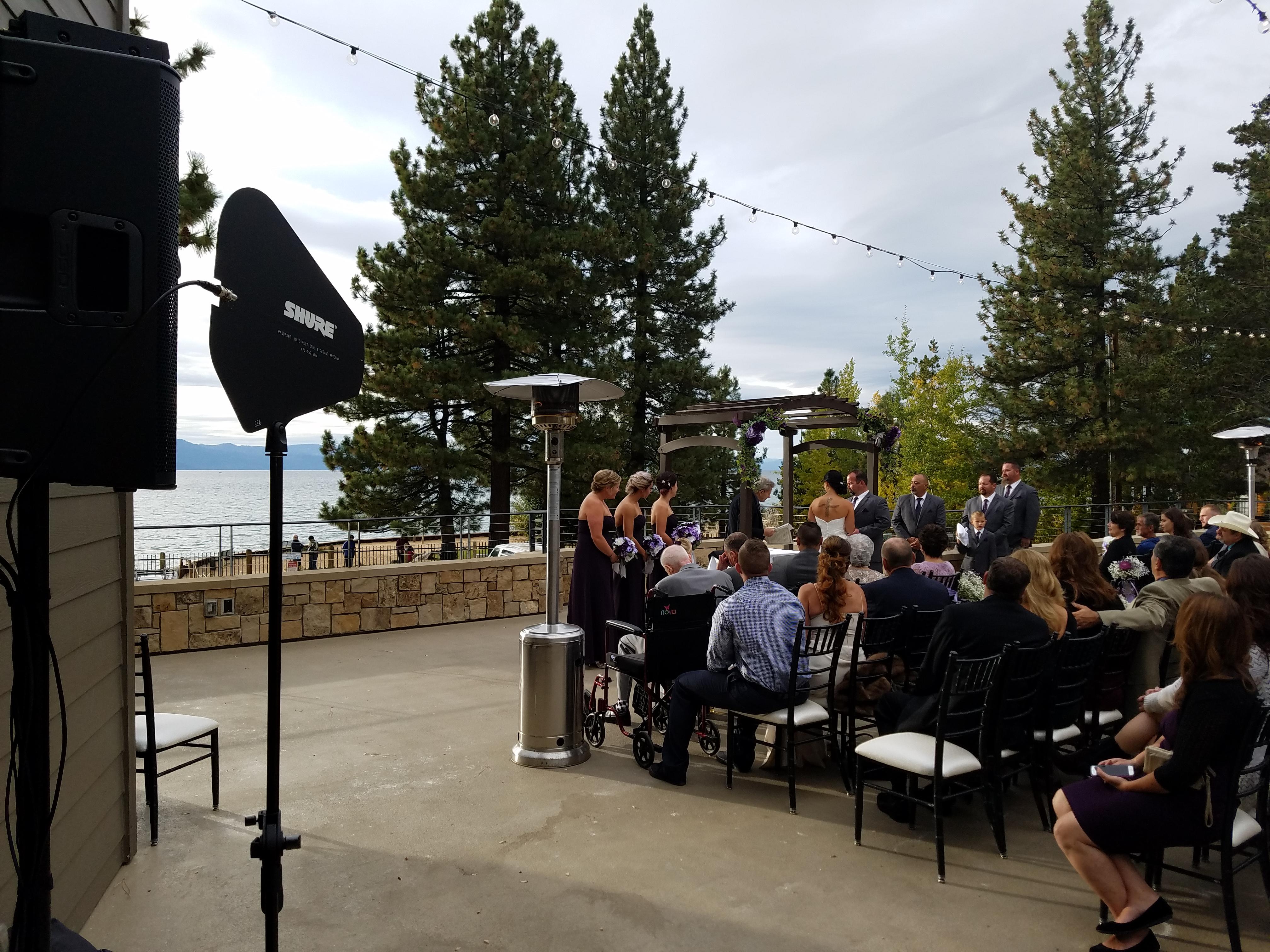 Avoiding Wireless Microphone Wedding Nightmares