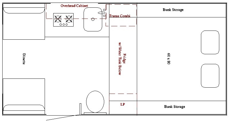 Odyssey Floorplan