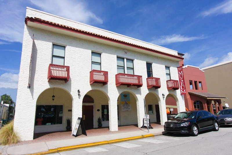 New Smyrna Museum of History_Vacation Rental