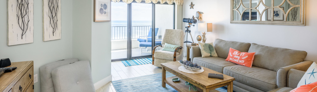 Flip Flop Vacation Condo_New Smyrna Beach_Lounge header