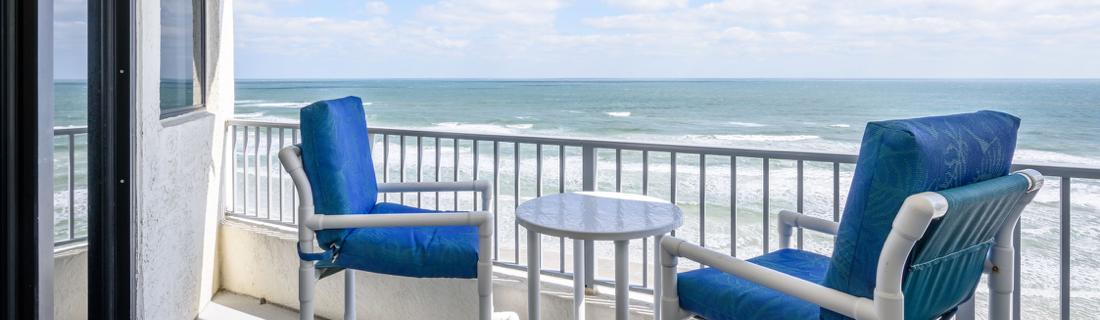 Flip Flop Spot Beach Condo balcony_New Smyrna Beach-header