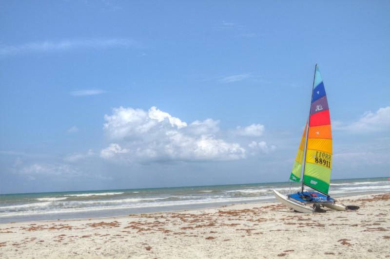 beach_sailboat_New Smyrna Beach activities_Gallery