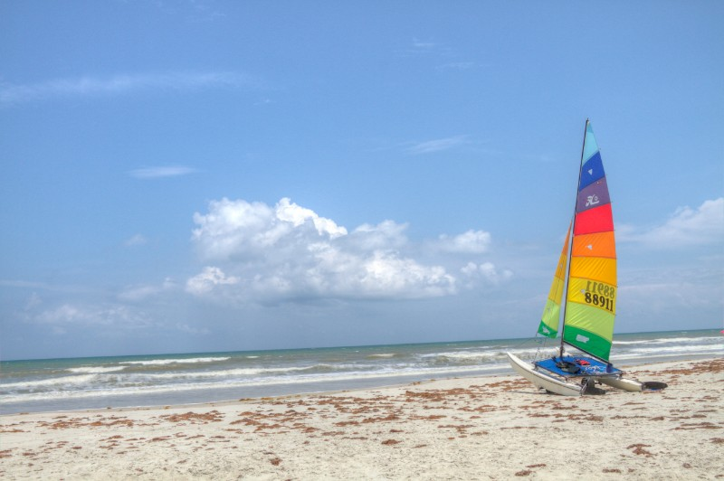 beach_sailboat_New Smyrna Beach activities_Gallery