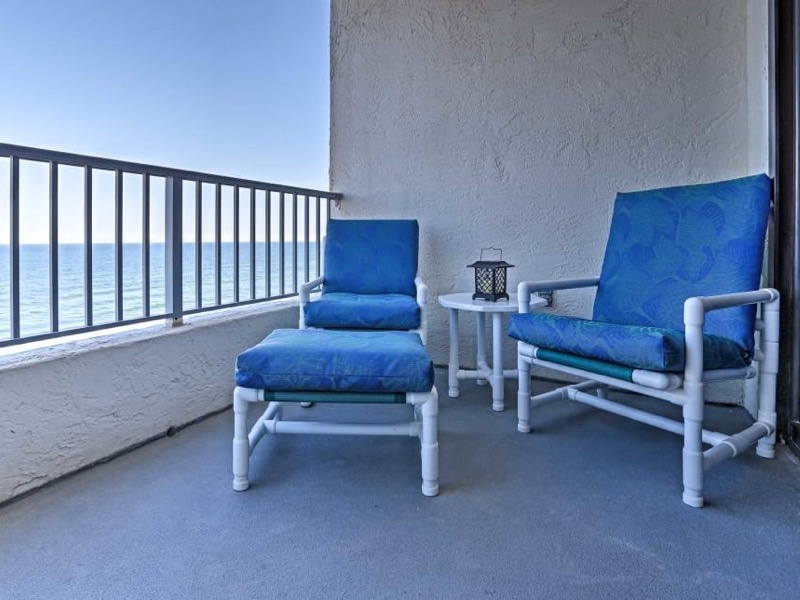 New Smyrna Beach Vacation Condo_balcony
