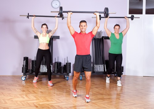 fitness trend liftying