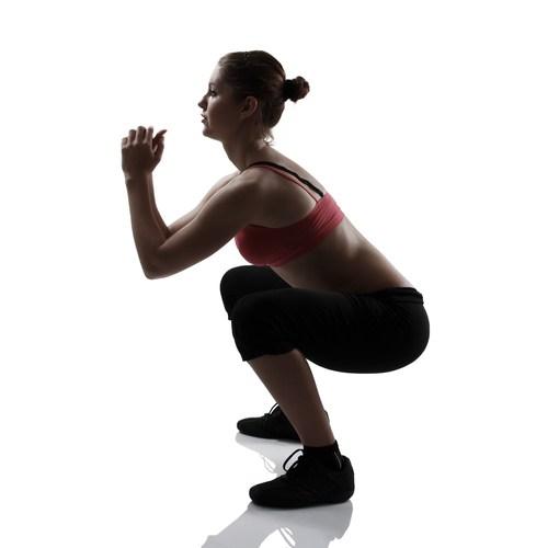 fitness trend squat