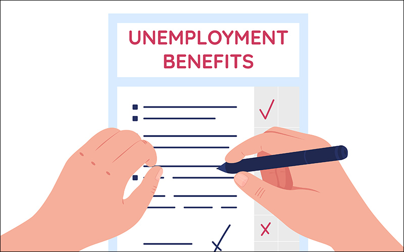 IRS to recalculate taxes on unemployment benefits