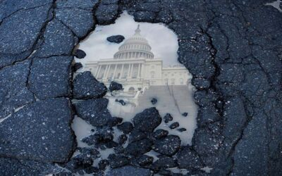 Infrastructure legislation advances, but still has way to go