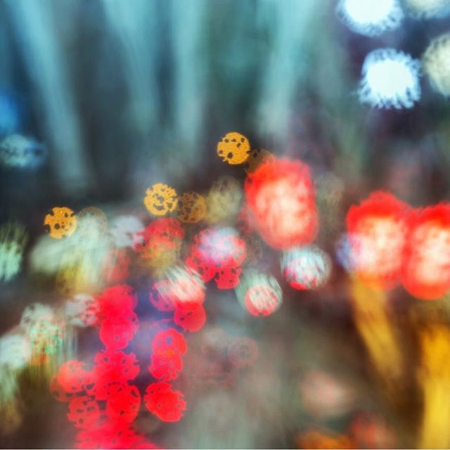 raining on your parade