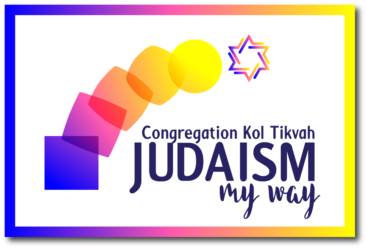 JUDAISM MY WAY
