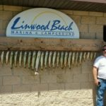 Saginaw Bay walleye with the Geck family – June 2017