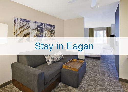 Stay in Eagan