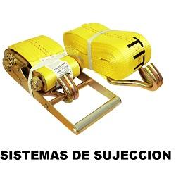 Sistemas de sujecion y carga